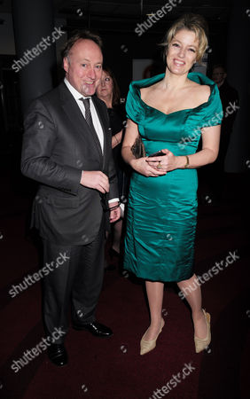 Paddy Power Political Book Awards at the Bfi Imax Cinema Waterloo London Andrew Roberts and Petronella Wyatt