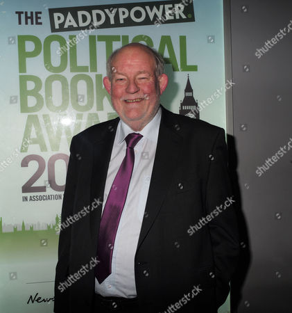 Paddy Power Political Book Awards at the Bfi Imax Cinema Waterloo London Charles Clarke