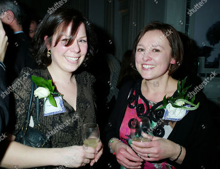 Pan Macmillan's Women's Fiction Party at Artesian Langham Hotel Portland Place Pippa Wright and Sue Mongredien (lucy Diamond)