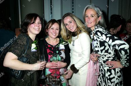 Editorial image of Pan Macmillan's Women's Fiction Party at Artesian, Langham Hotel, Portland Place - 27 Jan 2011