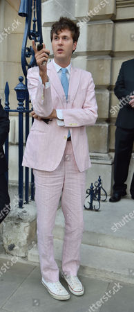 Party Before the Wedding of James Rothschild to Nicky Hilton at Spencer House St James Isaac Ferry