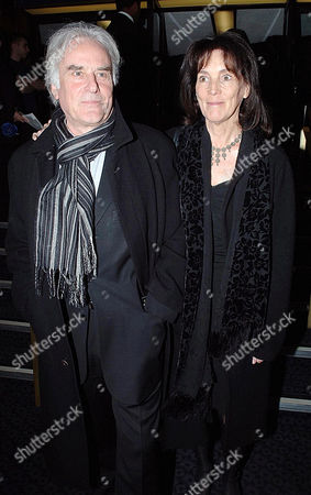 Premiere For 'The White Countess' at the Curzon Mayfair Sir Richard Eyre with His Wife Sue Birtwistle