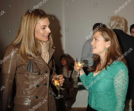 Private View at Eleven 11 Eccleston Street Kim Hersov and Shebah Ronay