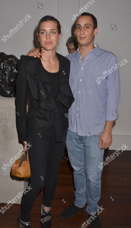 Editorial photo of Private View For Hostage A Show of New Work From British Sculptor Alex Hoda - 10 Oct 2011