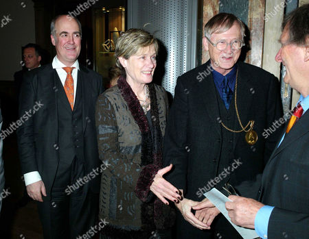 Editorial photo of Private View of Modern British Sculpture at the Royal Academy of Arts - 18 Jan 2011