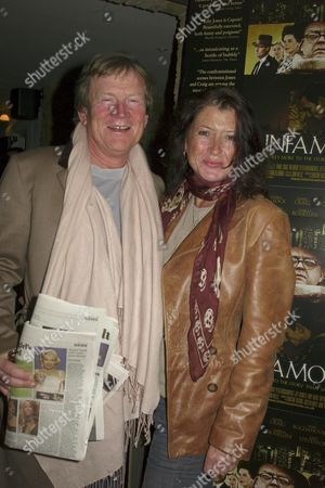 Screening of 'Infamous' at the Courthouse Hotel Great Marlborough Street Duncan Heath