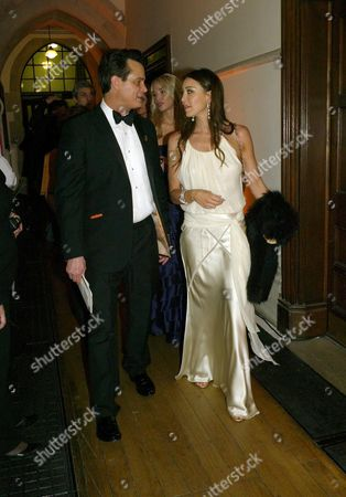 Second Fortune Forum the Summit Gala Dinner at the Law Courts the Strand Matthew Mellon and Tamara Mellon