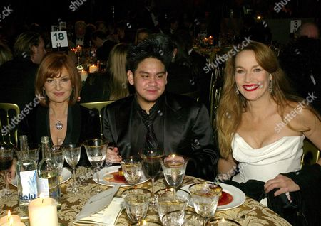 Second Fortune Forum the Summit Gala Dinner at the Law Courts the Strand Stephanie Beacham Hrh Prince Haji Abdul Azim of Brunei and Jerry Hall