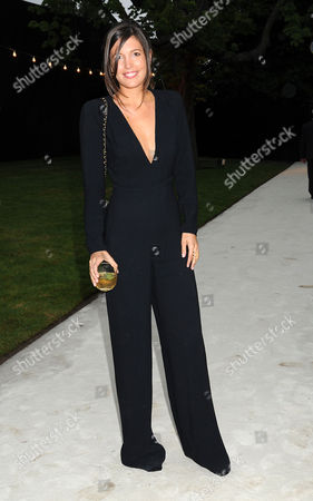 Editorial photo of Serpentine Summer Party 2011 Co-hosted by Burberry at the Serpentine Gallery, Kensington Gardens - 28 Jun 2011