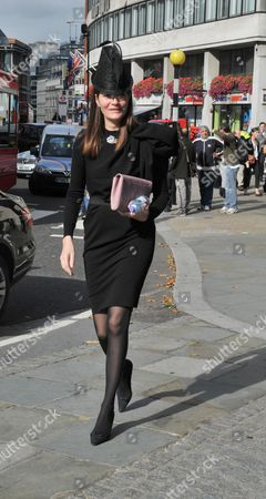 Service of Thanksgiving at St Pauls Cathedral City of London Plum Sykes
