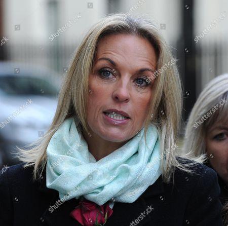 Avon & Refuge Visit Downing Street to Save Women's Lives Sheryl Gascoigne