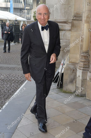 A Service to Celebrate the Life and Work of Sir David Frost at Westminster Abbey Lord Young