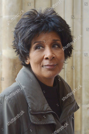 A Service to Celebrate the Life and Work of Sir David Frost at Westminster Abbey Moira Stuart