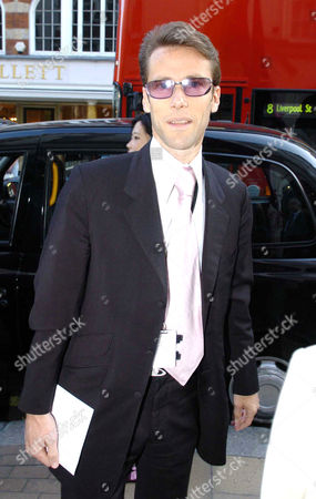 Sotherbys Annual Summer Party in the Bond Street Headquarters Lord Edward Davenport