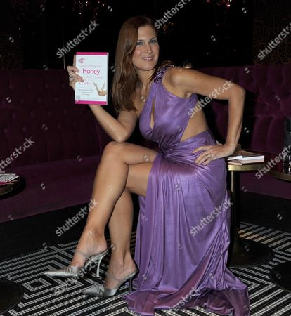 The Uk Launch of the Controversial New Book Stop Calling Him Honey and Start Having Sex at Raffles Nightclub Kings Road London the Author Julienne Davis