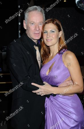 Stock Image of The Uk Launch of the Controversial New Book Stop Calling Him Honey and Start Having Sex at Raffles Nightclub Kings Road London the Author Julienne Davis and Her Husband Jay Strongman