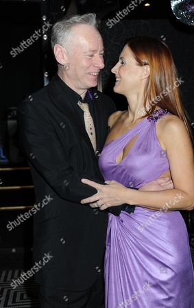 Stock Picture of The Uk Launch of the Controversial New Book Stop Calling Him Honey and Start Having Sex at Raffles Nightclub Kings Road London the Author Julienne Davis and Her Husband Jay Strongman