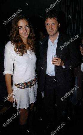 Tatler Summer Party at the Baglioi Hotel Kensington Rose Hanbury & Lord John Somerset