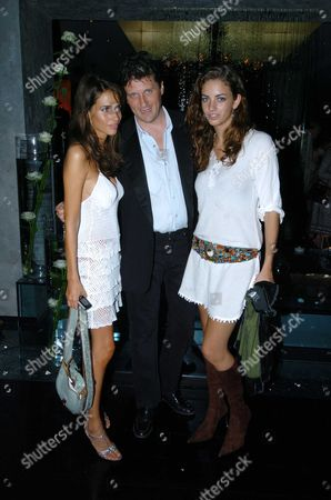 Tatler Summer Party at the Baglioi Hotel Kensington Marina Hanbury Lord John Somerset & Rose Hanbury