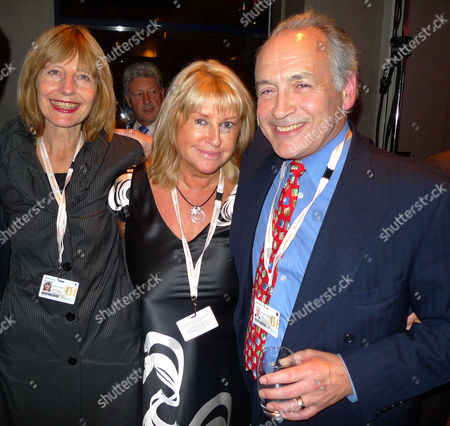 The 2008 Conservative Party Conference at Birmingham Tuesday Itv News at Ten Party at the Hyatt Hotel Carole Stone Patsy Baker & Alistair Stewart