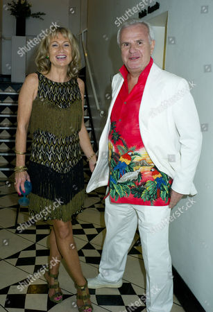 The Annual Ica Fundraising Gala Held This Year at the Institute of Contemporary Arts the Mall Westminster London Alison & Paul Myners