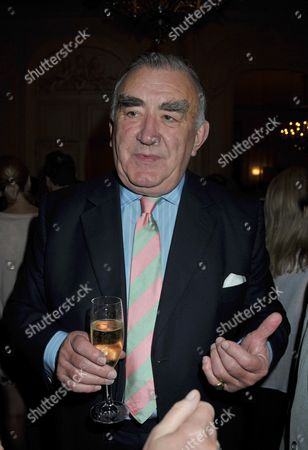 The Launch Party For the Dick and Felix Francis Book Crossfire at Claridges Brook Street London Michael Mates