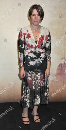 The London Gala Screening of Oranges and Sunshine at Bfi Southbank London the Writer Rona Munro