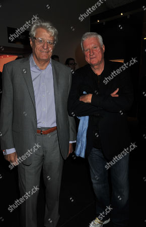 The Pavilion of Art & Design London Private Preview Berkeley Square London Dr Gert-rudolf Flick (muck) and His Brother Dr Friedrich-christian Flick (mick)