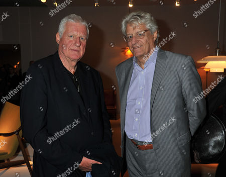 The Pavilion of Art & Design London Private Preview Berkeley Square London Dr Friedrich-christian Flick (mick) and His Brother Dr Gert-rudolf Flick ( Muck )