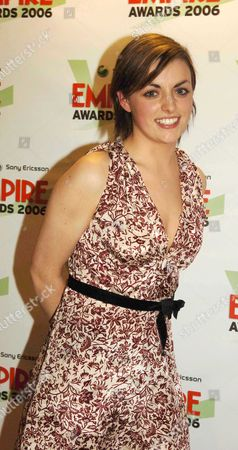 the Sony Ericsson Empire Awards 2006 at the Hilton London Metropole the Press Room Nora-jane Noone