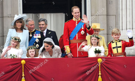 Editorial picture of The Wedding of William, Prince of Wales to Catherine Middleton - 29 Apr 2011