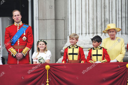 Editorial image of The Wedding of William, Prince of Wales to Catherine Middleton - 29 Apr 2011