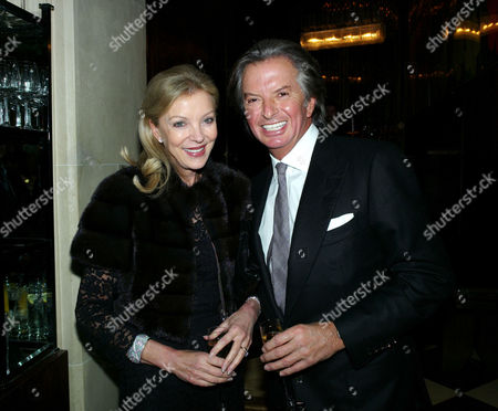'unbelievable! My Life in Restaurants and Other Places' Launch and Presention of Winners Dinners Awards 2010 by Michael Winner at the Belvedere Restaurant Holland Park West London Richard & Jackie Caring
