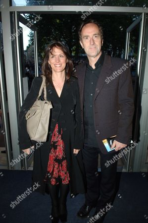 Charity Premiere of Wah-wah at the Odean Westend in Aid of the Waterford School Swaziland Lise Mayer & Angus Deayton