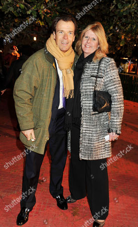 Winter Wonderland Gala in Aid of the Royal Parks Foundation at Hyde Park Joel Cadbury and His Sister