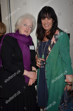 Women of the Year Awards 2011 at the Inter-continental Hotel Hamilton Place Park Lane London Julia Neuberger & Dame Gail Rebuck