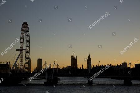 Editorial photo of London, UK - 29 Nov 2016