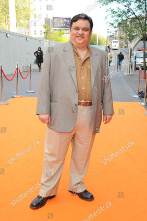 Stock Photo of 'All in Good Time' Gala Screening at the Bfi Southbank Harish Patel