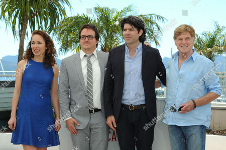 'All is Lost' Photoall at the Palais Des Festivals During the 66th Cannes Film Festival Anna Gerb Neal Dodson Director Jc Chandor and Robert Redford