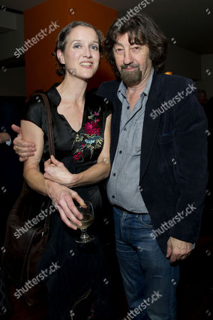 Stock Picture of 'All That Fall' Press Night After Party at Assaggetti Haymarket Catherine Cusack and Trevor Nunn