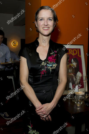 'All That Fall' Press Night After Party at Assaggetti Haymarket Catherine Cusack