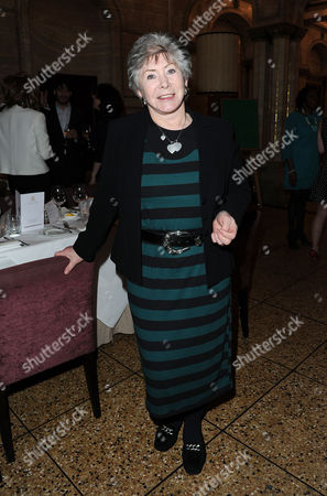 'Back Up' Charity Lunch at the Criterion Restaurant Valerie Singleton