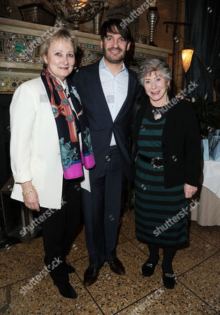 'Back Up' Charity Lunch at the Criterion Restaurant Eric Lanlard and Valerie Singleton
