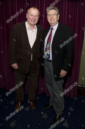 'Cabaret' Press Night Afterparty at Cafe De Paris Leicester Square Ian Talbot and Barry Burnett
