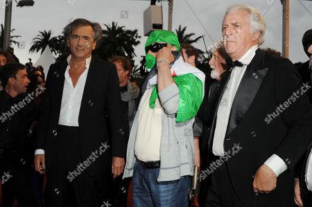 'Cosmopolis' Red Carpet at Palais Des Festivals During the 65th Cannes Film Festival 'Le Serment De Tobrouk' (the Oath of Tobruk) A Film About the Fall of Moammar Gaddafi Director - Bernard Henri Levy