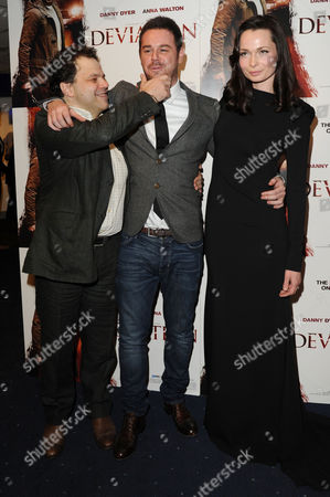 Editorial photo of 'Deviation' Uk Premiere at Odeon Covent Garden - 23 Feb 2012