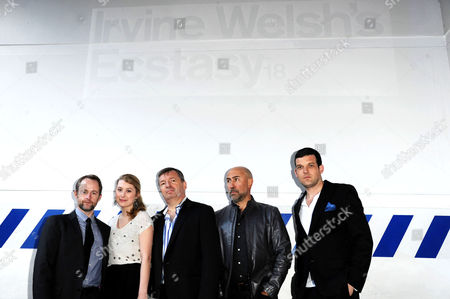 Editorial picture of 'Ecstasy' World Premiere - 17 Apr 2012