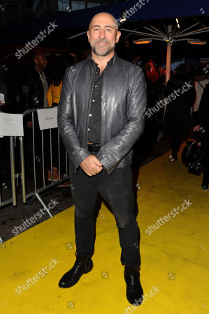 'Ecstasy' World Premiere at Ministry of Sound Elephant and Castle Carlo Rota