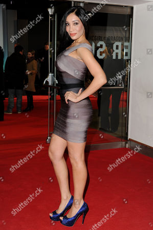 Editorial picture of 'Girl with the Dragon Tattoo' World Premiere at the Odeon Leicester Square - 12 Dec 2011