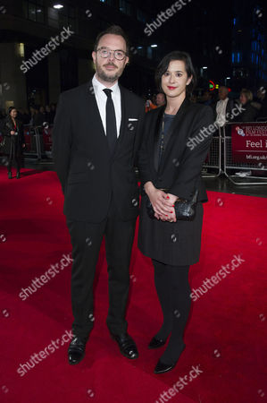 'Good Vibrations' Screening at the Odeon Westend During the 56th Bfi London Film Festival Directors Glenn Leyburn and Lisa Barros D'sa